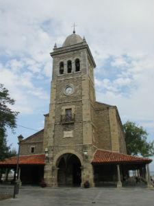 Iglesia de Santa María de Luanco