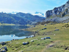 Lago Covadonga