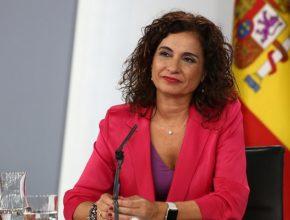 Ministra Montero