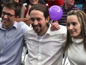 Pablo Iglesias no comparte la estrategia electoral de Más País