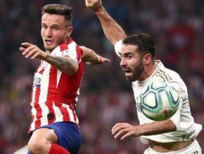 Poco fútbol se vio anoche en el Wanda Metropolitano