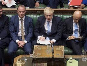 Johnson podria convocar elecciones tras el bloqueo del Parlamento