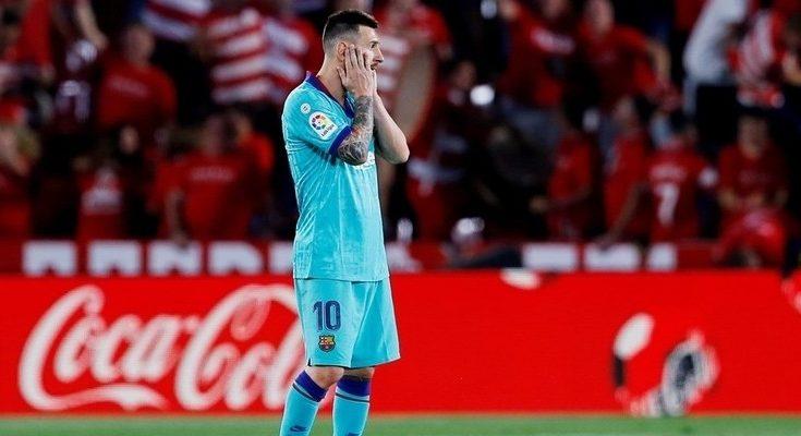 Ni la entrada de Messi dio otro aire al Barça