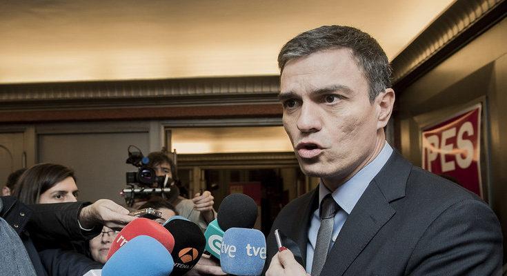 Sánchez cree que el problema de Catalunya no es la independencia, sino la convivencia