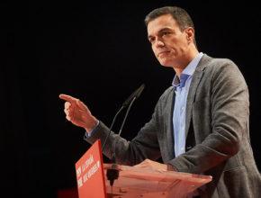 Pedro Sánchez es investido presidente en la segunda votación en el Congreso de los Diputados