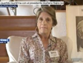 Pilar Gutiérrez asegura que Moreno no es el portavoz del Movimiento por España