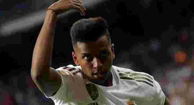 Rodrygo necexitó 93 segundos para estrenarse como goleador con la camiseta blanca