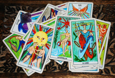 Tirada de Tarot gratis online