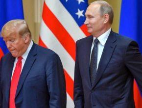 Las conversaciones entre Trump y Putin podrían suponer un material especialmente sensible