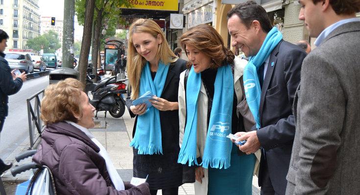 La diputada del PP por Barcelona espera volver a ser nombrada portavoz