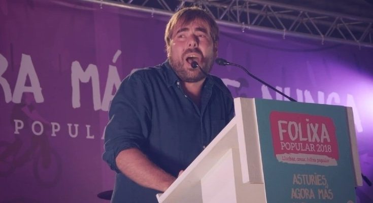 Daniel Ripa lamenta que Sánchez haya sido vñictia de presiones externas