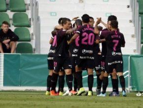 El Sporting se resarce de su última derrota en el Molinón