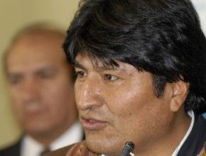 El presidente de Bolivia pierde el apoyo de la Policía y las Fuerzas Armadas
