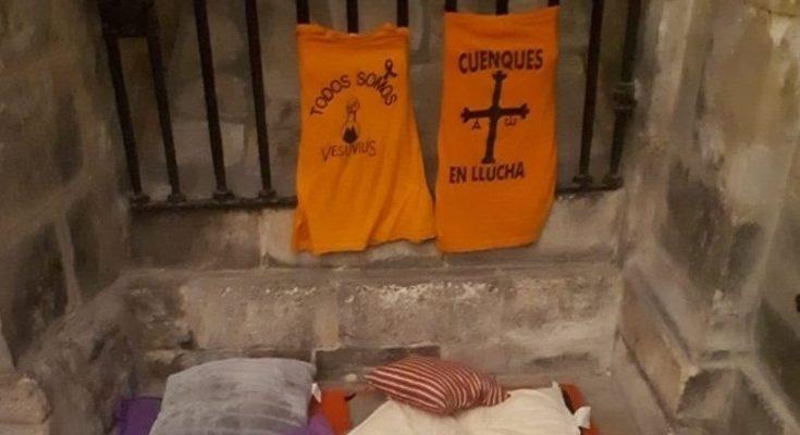 Vesuvius plantea la venta o cesión de instalaciones para no acabar con el tejido industrial asturiano