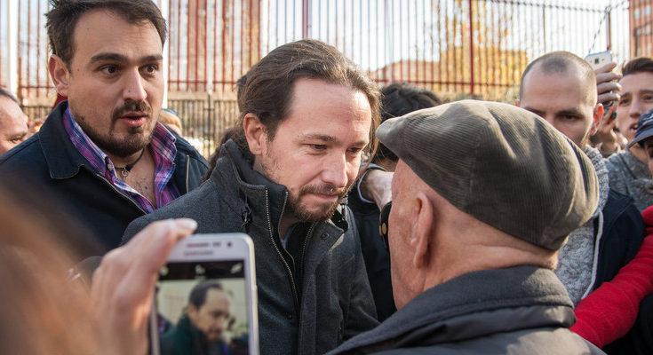 El líder de Podemos apuesta por una campaña centrada en los problemas sociales