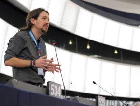 El líder de Podemos ofreció una entrevista al diario El País