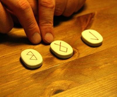 Lectura de las runas magicas