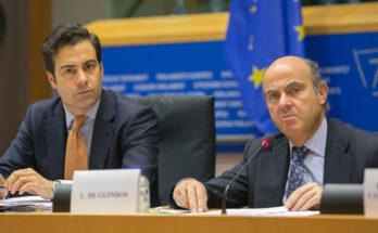 El vicepresidente del BCE pide una serie de medidas fiscales conjuntas a los países de la zona euro