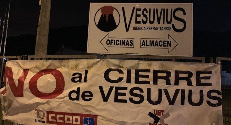 La empresa siderúrgica planea trasladar su actividad lejos de España