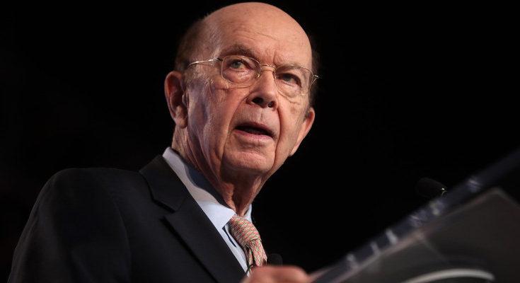 El secretario de Comercio de EEUU, Wilbur Ross