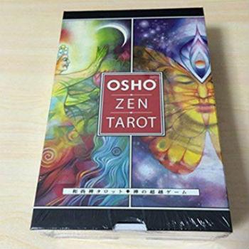 baraja tarot osho zen