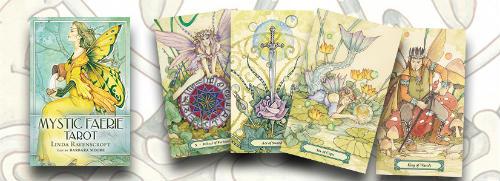 cartas del tarot de las hadas