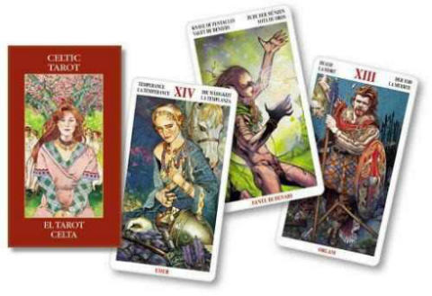 cartas tarot celta