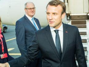 El presidente francés reformula el futuro de Europa