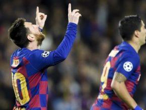 Messi brilló con un gol y dos asistencias ante el Borussia Dortmund