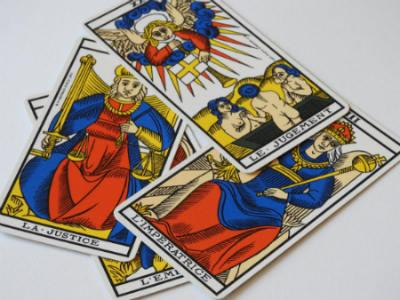 cartas arcanos mayores