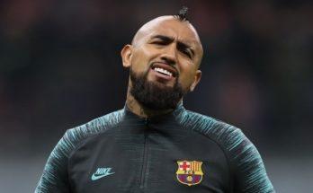 El chileno ha demandado al club al entender que le debe 2,4 millones de euros por bonus de la temporada pasada