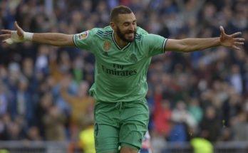 El Benzema dio al Madrid una victoria plácida ante el Espanyol