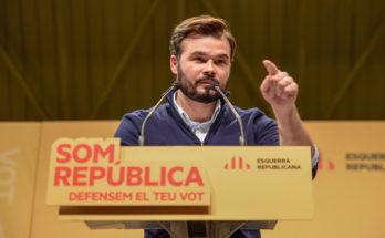 PSOE y ERC tienden puentes para llegar a un acuerdo próximamente