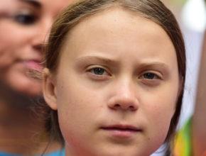 La joven activista compareció ante los líderes mundiales en la Cumbre del Clima de la ONU