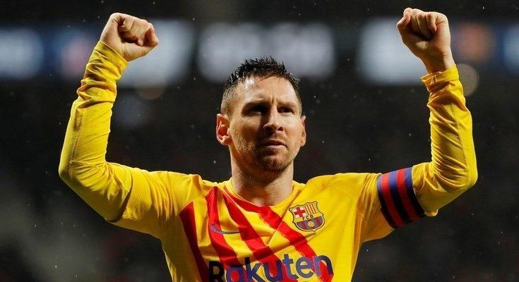 El argentino salvó al Barça una vez más