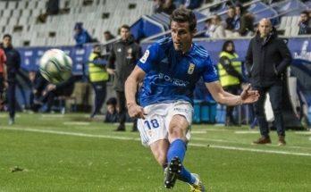 El Oviedo rescató un punto ante el Huesca en el último suspiro