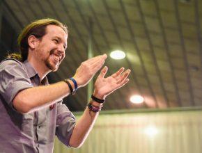 El líder de Unidas Podemos participó ayer en su primer Consejo de Ministros