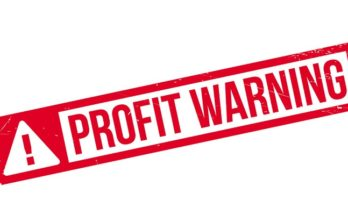 Profit Warning