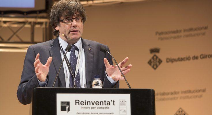 El político catalán recibió a Eldiario.es en Estrasburgo