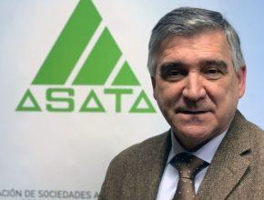 El presidente de Asata mantuvo una charla con La Voz de Asturias
