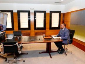 Adrián Barbón anunció importantes cambios en la estructura del Consejo de Gobierno