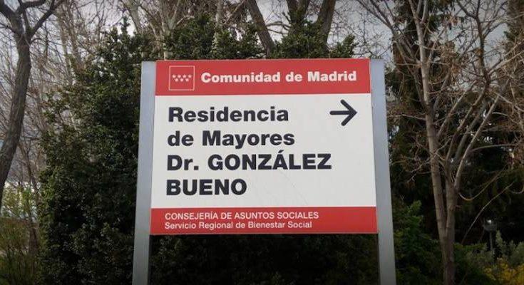 Residencia Dr González Bueno