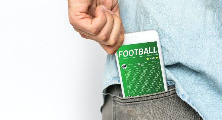 apostar seguro desde el móvil en torneos internacionales de fútbol