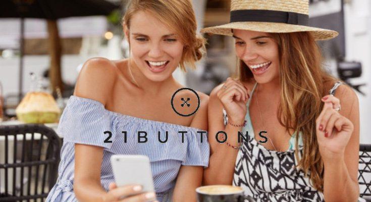 21 Buttons red social para comprar moda