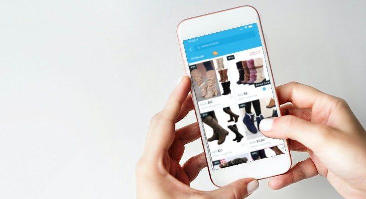 Cómo comprar en Wish App