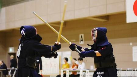 Kendo arte marcial japonés