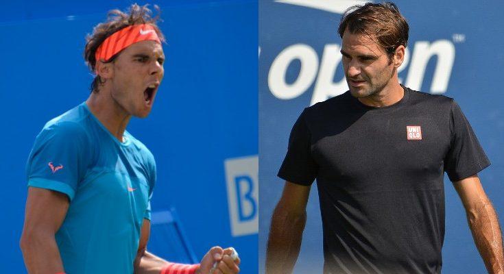 Nadal vs Federer rivalidad tenis