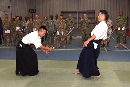 arte marcial creado por los samuráis