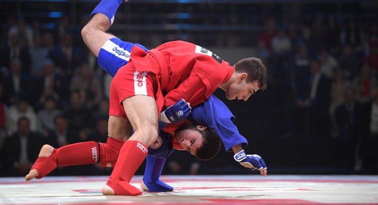 sambo arte marcial ruso