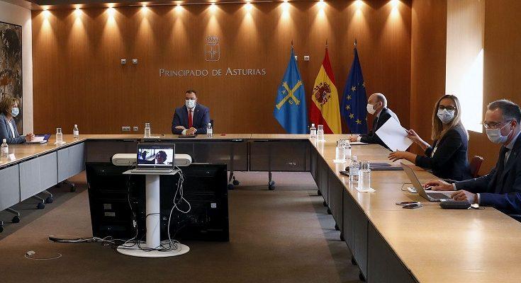 Asturias amplía la alerta naranja